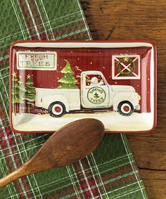Christmas Vacation Spoon Rest