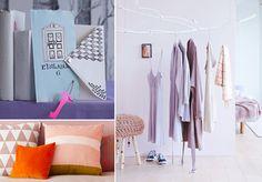 Handmade - Anleitungen aus LIVING AT HOME!