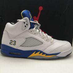 buy popular d10d8 a06a3 Nike Air Jordan 5 V Retro Laney Size 11
