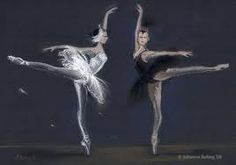 Black and White Swans- Inspriration