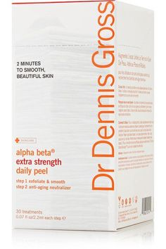 Dr. Dennis Gross Skincare | Alpha Beta® Extra Strength Daily Peel | NET-A-PORTER.COM #WartsOnHands Warts On Hands, Warts On Face, What Causes Warts, Types Of Warts, Get Rid Of Warts, Remove Warts, Scarred For Life, Skin Moles, Skin Growths