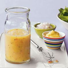 Apple Cider Vinaigrette - Family-Friendly Dressings and Sauces - Cooking Light. Very tasty dressing for my Fall apple salad. Apple Health Benefits, Apple Cider Benefits, Vinaigrette Dressing, Dressing Recipe, Cooking Light, Apple Cider Vinegar, Apple Recipes, Soup And Salad, Sauces