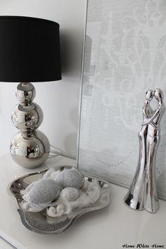 Decor details, easter, black&silver - Home White Home -blog