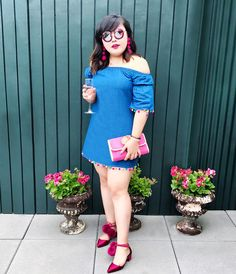 #scarletthalo: My first summer in #nyc official start, many summer parties lined up~ 🌆☀️shop my #ootd 👉🏻http:// modesens.com/ScarlettHalo link in bio 🔝📷: @westvillagewasp #rainbowstyle #asseenonme #modesens #imsojuicy #streetstyle  #ootd  #dailylook  #dolceandgabbana  from @ScarlettHalo's closet