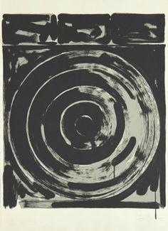 Jasper Johns  Target / 1974