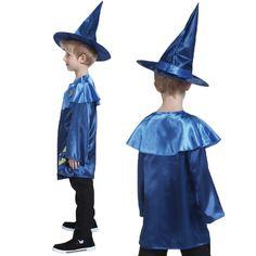 wizard costumes for kids | ... » Harry Potter Fancy Dress »Kids Harry Potter Style Wizard Costume | costume | Pinterest | Harry potter fancy dress ...  sc 1 st  Pinterest & wizard costumes for kids | ... » Harry Potter Fancy Dress »Kids ...