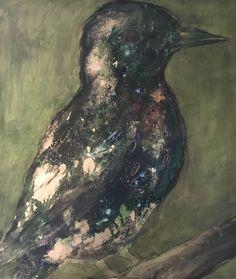 """"""" Bird Song """" (2)  Contemporary / Abstract / Bird"""