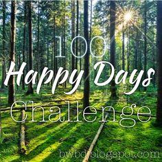 100 Happy Days Challenge!