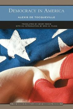 La democracia en america 2 democracy in america 2 ciencia democracy in america barnes noble library of essential reading fandeluxe Gallery
