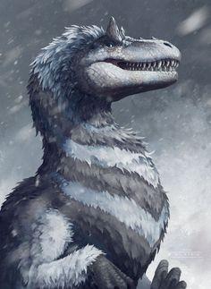Mythical Creatures Art, Alien Creatures, Prehistoric Creatures, Fantasy Creatures, Dinosaur Time, Dinosaur Images, Dinosaur Art, Godzilla, Jurassic World Dinosaurs
