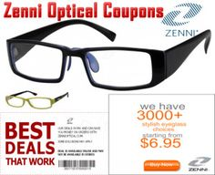 Zenni coupon code