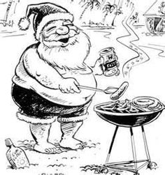 South African Father Christmas