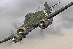 Italian Savoia-Marchetti SM.79