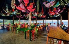 Clancy's Fish Bar City Beach / Paul Burnham Architect