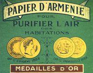 PAPIER D'ARMENIE - Papier d'Armenie - Boutique