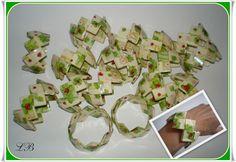 Candy bag - skládané kabelky+čajové sáčky :: Pleteme z papíru Candy Wrappers, Mish Mash, Candy Bags, Origami, Place Cards, Mandala, Place Card Holders, Collection, Necklaces