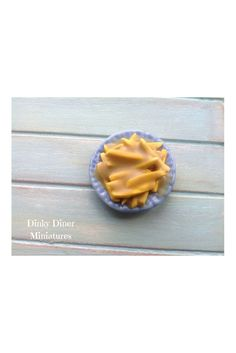 Miniature 1:12 Scale Food - Curry and chips (2013) by DinkyDinerMinis