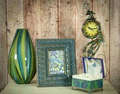 peacock decorating ideas for living room | New peacock decor at cracker barrel