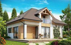Modelos de casas de dos pisos y sus planos Cozy House, Home Fashion, Gazebo, Architecture Design, Villa, Outdoor Structures, Mansions, House Styles, Outdoor Decor