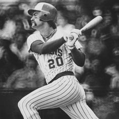 #ThrowbackThursday to #Brewers great Gorman Thomas!