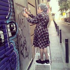 Random Flickz #43 - #Barcelona graffiti scene.