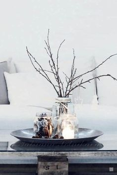 Have you heard of Hygge before? Hygge is the Danish way of life. It's all about embracing warmth and coziness and enjoying the simple things in life. Noel Christmas, Simple Christmas, Winter Christmas, Christmas Crafts, Christmas Coffee, Natural Christmas, Christmas Candle, Beautiful Christmas, Christmas Budget