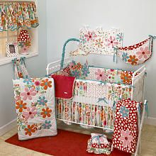 Cotton Tale Lizzie 8 Piece Nursery Set Babies R US.com