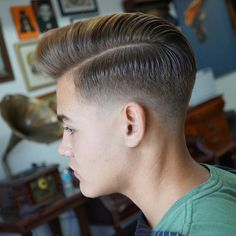 awesome 80 Flirtatious Side Part Haircuts for Men - Choose Your Style Check more at http://machohairstyles.com/best-side-part-haircuts/