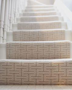 geometric stair runner contemporary stair runner gray stair runner stark stair…