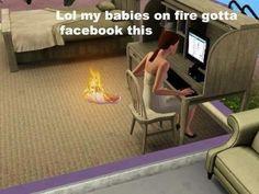 Sims logic - Meme Guy