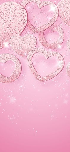 Red Daisy, Everything Pink, Love Wallpaper, Love Heart, Hearts, Girly, Rose Gold, Valentines, Pattern