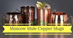 10 Best Moscow Mule Copper Mugs Easy Cake Recipes, Brownie Recipes, Fish Recipes, Easy Dinner Recipes, Copper Moscow Mule Mugs, Copper Mugs, Chicken Casserole, Casserole Recipes, Best Moscow Mule