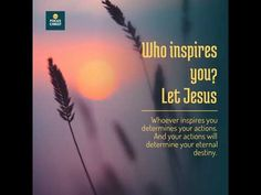 Who inspires you? Let Jesus - YouTube Destiny, Youtube, Let It Be, Inspiration, Biblical Inspiration, Youtubers, Inspirational, Youtube Movies, Inhalation