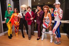 Awesome Will Ferrell Group Halloween Costume | Photo | POPSUGAR Entertainment Ricky  Bobby Costume, Epic Halloween