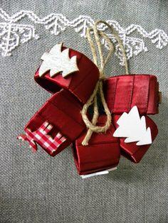 LeManiDiCiceporta tovaglioli per la tavola di Natale!By LeManiDiCice