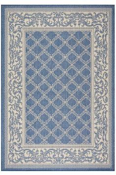 Entwined All-Weather Area Rug - Outdoor Rugs - Synthetic Rugs - Rugs | HomeDecorators.com