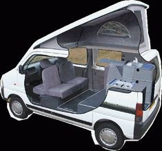 Wheelhome DanesteIIIon Suzuki Carry