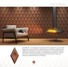 Decorative panel (NEW!) - RHOMBUS