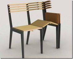 Design Cadeira dobrável