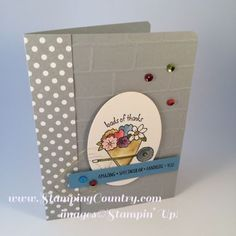 You're Sublime #stampinup Card Making