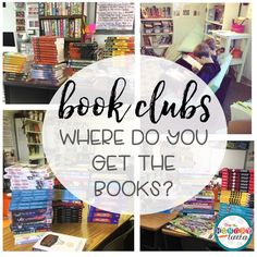 Book Clubs   The Hungry Teacher