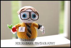 Crochet Dwight Schrute-Multibeavo's World