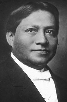 Carlos Montezuma (1865-1923)  Native American M.D., Author