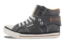 British Knights Roco DK Grey / Cognac €54,99 for men