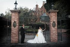 Disney Escape Wedding: Jennifer + Charles | Magical Day Weddings | A Wedding Atlas Fan Site for Disney Weddings
