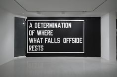 Lawrence Weiner about to leave port in Reykjavik to jettison his planks A PURSUIT OF HAPPINESS ASAP as his participation in Reykjavik Arts Festival, Iceland | Lawrence Weiner | Artists | Lisson Gallery