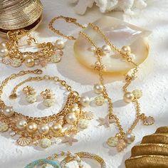 Palm Beach Long Necklace