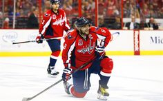 Download wallpapers Alexander Ovechkin, Russian hockey player, Washington Capitals, Hockey League, NHL, hockey