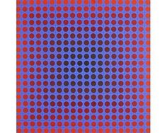 Victor Vasarely, Untitled on ArtStack #victor-vasarely #art