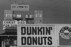 for our donuts